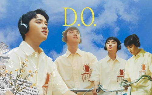 D.O. (EXO) chính thức debut solo với Rose: EXO-L không chê anh 'bèo' thì lên xe anh đèo!