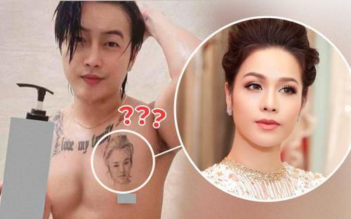 TiTi lộ hình xăm trên ngực, dân mạng rần rần gọi tên Nhật Kim Anh