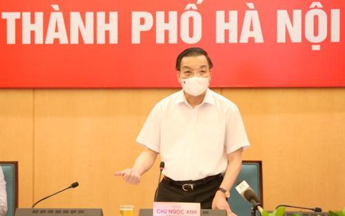 Hà Nội: Địa bàn nguy cơ cao sẽ áp dụng biện pháp mạnh hơn Chỉ thị 17