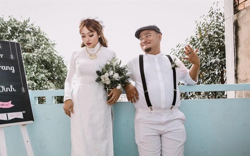 Vinh Râu lên tiếng sau thông báo ly hôn: 'Tôi vẫn sẽ bảo vệ Trang'