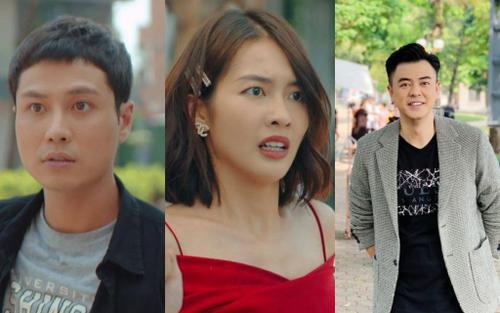 Tập 1 '11 tháng 5 ngày': Khả Ngân hờn dỗi Tuấn Tú, Thanh Sơn làm bạn thân mất việc