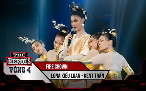 Lona hóa thành 'mỹ nữ cổ trang', hát 'Nhất chi mai' khiến các vị Master ngỡ ngàng