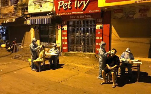 Hà Nội: Cách ly y tế một phần phường Chương Dương gần 23.000 dân do có ca nghi mắc Covid-19