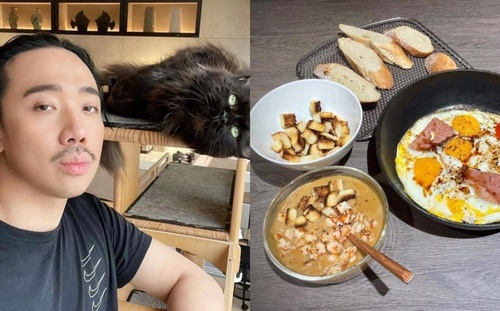 Ngỡ ngàng với tài nấu ăn của Trấn Thành, hỏi sao Hari Won mê mẩn