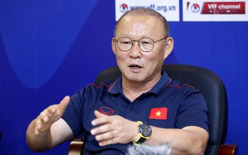 HLV Park Hang Seo 'nhắc khéo' VFF về chuyện hợp đồng