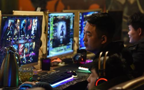 Các hãng công nghệ Trung Quốc đang thâu tóm công ty game khắp thế giới