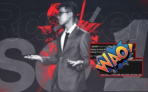 'Rapper số 1' của ICD leo thẳng Top Trending, dân mạng hết lời khen ngợi