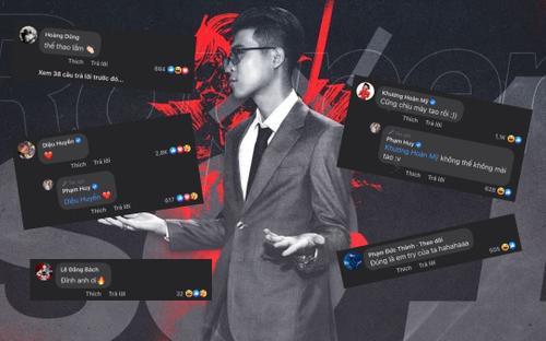 Pháo, Ngắn (King of Rap) và dàn sao Việt ủng hộ ICD với bản diss 'Rapper số 1'