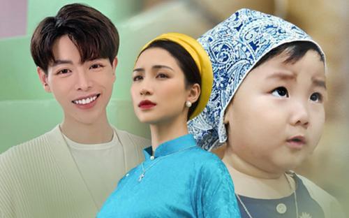 Đức Phúc tiết lộ khó khăn khi Hòa Minzy lần đầu mang thai, phải tạm bỏ sự nghiệp để chăm sóc bé Bo