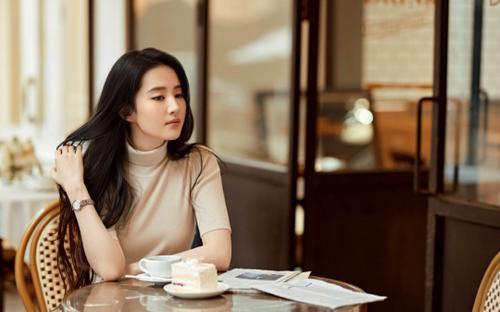 Lưu Diệc Phi đẹp hết nấc như quý cô Pháp trong loạt ảnh mới