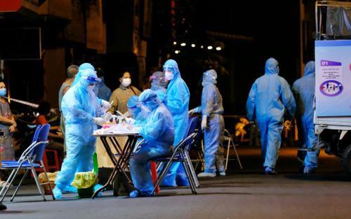 Trưa 3/8: Hà Nội thêm 23 ca dương tính với SARS-CoV-2, trong đó có nhân viên Vinmart và khách sạn Pullman