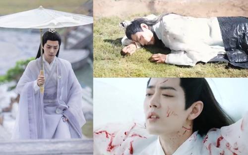 Phim 'Ngọc cốt dao' chính thức đóng máy: Hé lộ cảnh 'ngược tơi tả' của Tiêu Chiến khiến fan khóc ròng
