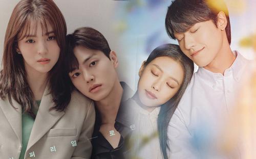 8 cặp đôi đẹp nhất trên phim Hàn năm 2021: Lee Do Hyun và Go Min Si mãi mãi là nốt nhạc buồn