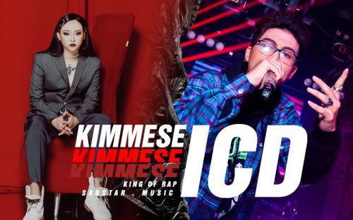 Kimmese chính thức xin lỗi ICD sau nhận xét gây tranh cãi về quán quân King of Rap