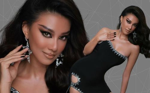 Kim Duyên đẹp sắc nét tiệm cận Hoàn vũ: Đường đua Miss Universe đang chờ đón cô gái tin vào giáo dục