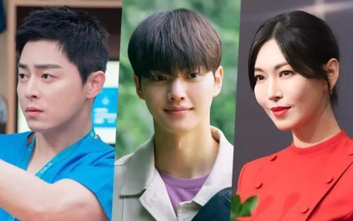BXH danh tiếng thương hiệu diễn viên truyền hình tháng 8: 'Thánh ngoại giao' Jung Suk đứng đầu bảng