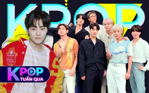 Kpop tuần qua: BTS phá kỉ lục Billboard Hot 100, Xiumin (EXO) nhiễm COVID-19