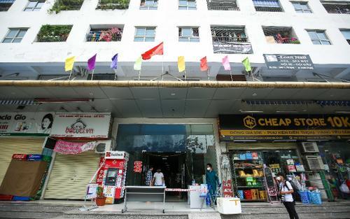 Hà Nội: Truy vết dịch tễ qua camera an ninh, phong toả tạm thời chung cư HH4C Linh Đàm