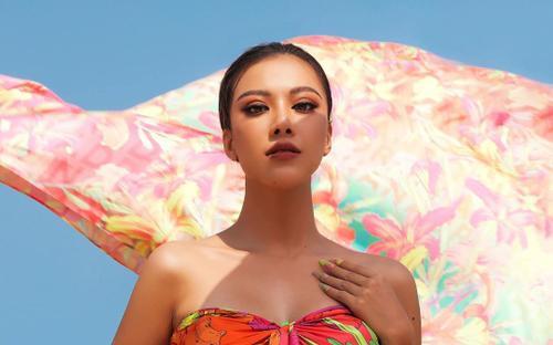 Từng tăng hơn 10kg, Á hậu Kim Duyên quyết giảm cân gấp đôi để lấy lại tinh thần