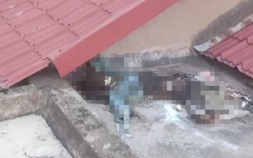 Tá hỏa phát hiện bộ xương khô trên mái nhà, được cho là cụ bà đã mất tích cách đây một năm
