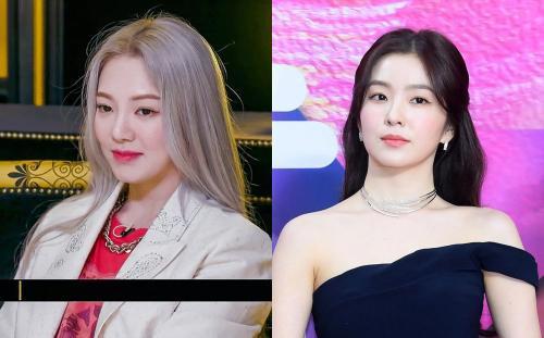 Dân mạng hết hồn vì Hyoyeon (SNSD) trông rất giống Irene (Red Velvet): Vẻ đẹp đặc trưng của SM đây sao?