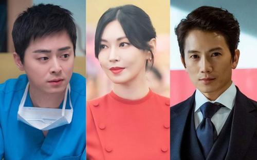 BXH 10 diễn viên Hàn nổi tiếng nhất tuần đầu tiên của tháng 8: Jo Jung Suk khiêm tốn ở vị trí thứ 9
