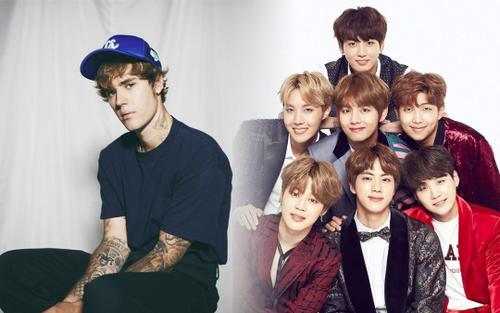 Công bố danh sách đề cử giải VMAs: BTS lần đầu có mặt trong hạng mục lớn, Justin Bieber dẫn đầu