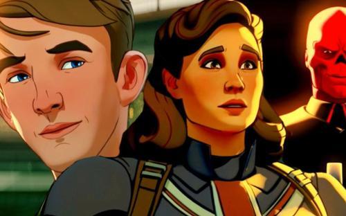 'What If…?' tập 1 viết lại lịch sử MCU với Captain America và Iron Man phiên bản mới