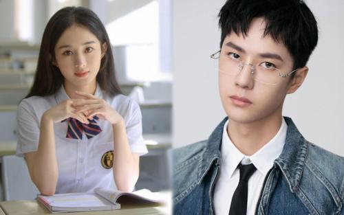 Fan Vương Nhất Bác điên cuồng tấn công Triệu Lệ Dĩnh sau tin đồn cả hai tái hợp trong phim mới