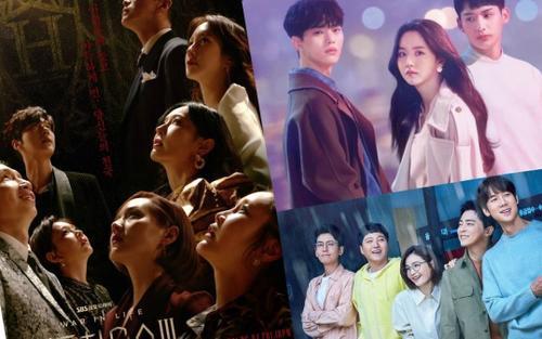 Top 9 bộ phim Hàn Quốc có nhiều mùa nhất: 'Penthouse' cũng phải chào thua trước trùm cuối này!