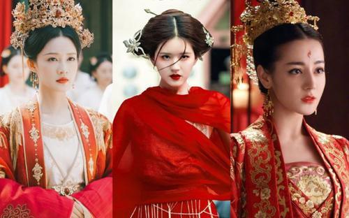 Mỹ nhân Hoa Ngữ so kè nhan sắc với y phục đỏ (P2): Triệu Lệ Dĩnh mạnh mẽ, Nhiệt Ba xinh đẹp ngút ngàn