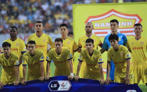 Nếu Nam Định FC phải bỏ V.League 2021 vì thiếu tiền: Ai chịu trách nhiệm?