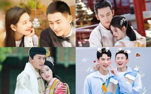 Điểm mặt loạt mỹ nhân Hoa ngữ từng 'bén duyên' với Trương Triết Hạn trên màn ảnh