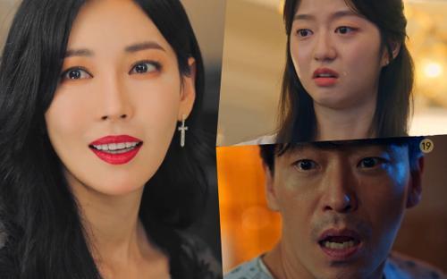 'Penthouse 3' tập 10: Seo Jin hả hê khi thấy Dan Tae thân tàn ma dại, Ro Na đau đớn khi biết được sự thật