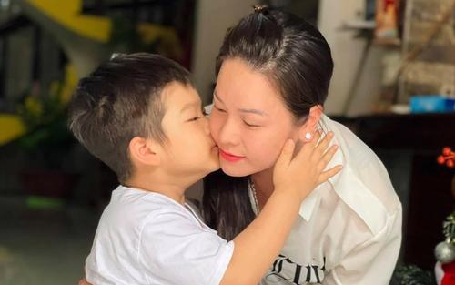 Nhật Kim Anh tiết lộ phải 'dùng luật cưỡng chế' vì nhà chồng không chịu giao con