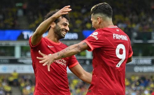 Norwich 0-3 Liverpool: Salah đi vào lịch sử Ngoại hạng Anh