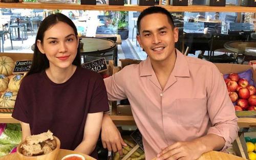 'Mợ chảnh' Thái Lan Matt Peranee cùng bạn trai đại gia tân trang lại nhà cửa, phải chăng sắp có tin vui?