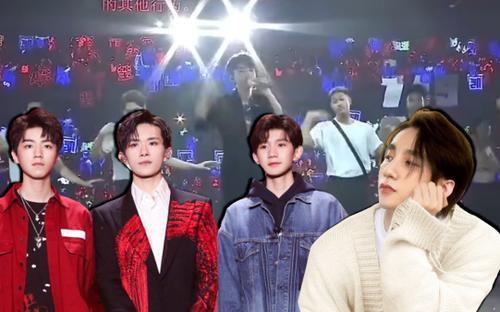 Hit của Sơn Tùng từng được thành viên TFBoys biến tấu thành bản Trung hát tại concert hoành tráng?