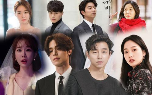 Dàn sao 'Goblin' sau 5 năm: Gong Yoo - Kim Go Eun trầm lặng, Dong Wook - Yoo In Na năng nổ