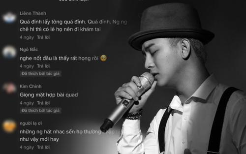 Hát nhạc Bolero, Hoài Lâm vẫn khiến dân mạng 'sởn gai óc' vì màn lấy tone... trên trời