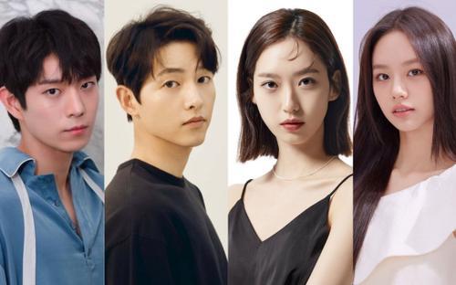 Song Joong Ki và loạt diễn viên xuất sắc giành giải thưởng 'Thương hiệu của năm 2021'