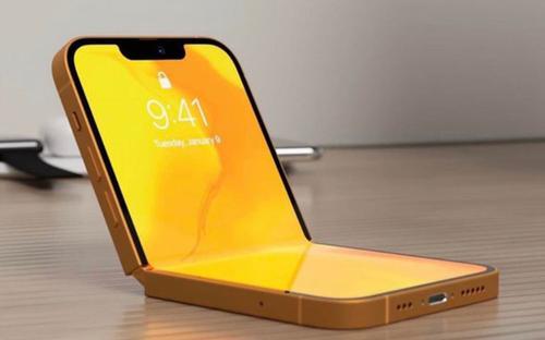 iPhone 13 rò rỉ thiết kế gập lạ mắt