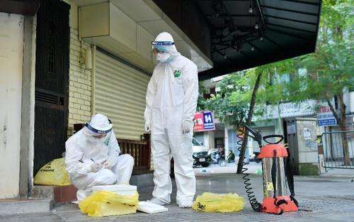 Sáng 22/8: Hà Nội thêm 7 ca dương tính mới với SARS-CoV-2, trong đó 3 ca tại chung cư HH Linh Đàm