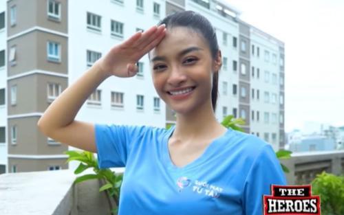 Có một Á hậu Kiều Loan không chỉ đẹp, hát hay và rap giỏi, mà còn sở hữu trái tim đầy ấm áp!