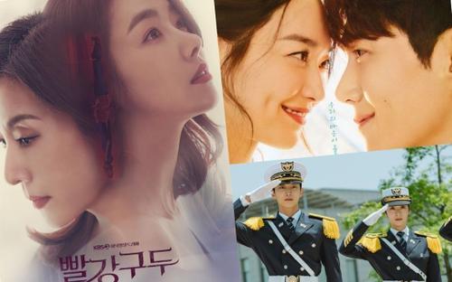 BXH 10 phim Hàn gây tiếng vang nhất tuần thứ 3 của tháng 8: Hàng loạt cái tên mới xuất hiện