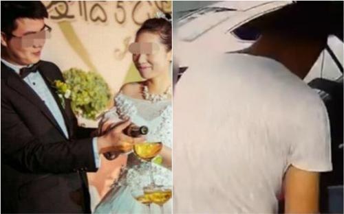 Làm việc này cùng quan khách trong đám cưới của con gái, người đàn ông bị cảnh sát 'bế' về đồn