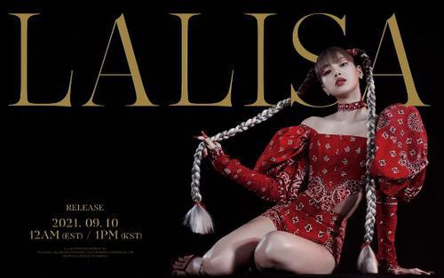 Lisa (BlackPink) ấn định ngày ra mắt solo, fan quyết chi tiền tỷ mua album ủng hộ
