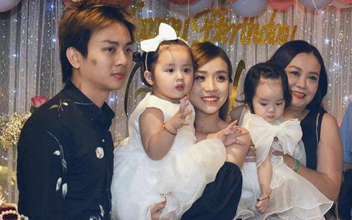 Cindy Lư lần đầu công khai lý do giấu kín chuyện có con với Hoài Lâm