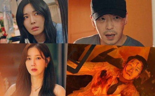'Penthouse 3' tập 12: Ju Dan Tae chính thức 'bay màu' dưới tay Su Ryeon, Seo Jin sống sót thần kì