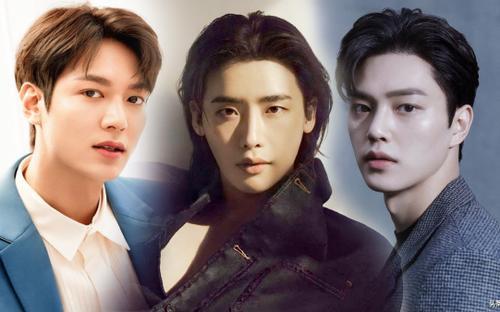Điểm danh 7 diễn viên Kbiz từng học chung một trường đại học: Song Kang chính là hậu bối của Lee Min Ho